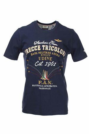 T-shirt mezza manica Frecce Tricolori Aeronautica Militare | 34 | TS1844-08184
