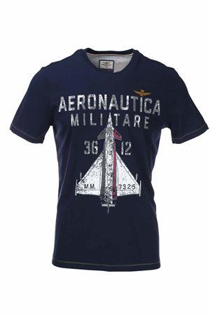 T-shirt mezza manica stampa 3612 Aeronautica Militare | 34 | TS1857-08184