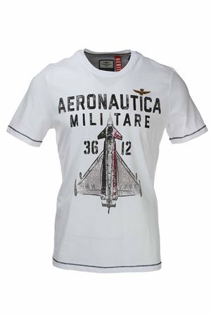 T-shirt mezza manica stampa 3612 Aeronautica Militare | 34 | TS1857-73062