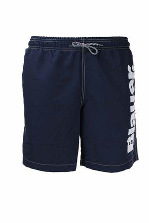 Costume boxer mare maxi logo BLAUER | 36 | BLUN02431006012802