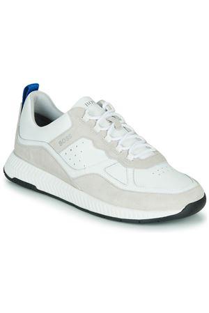 Sneaker in pelle con suola alta HUGO BOSS | 38 | 177806-81