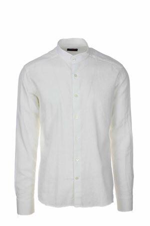 Camicia lino cotone manica lunga collo coreana Peuterey | -880150793 | MANILKARACOLIBIAOF
