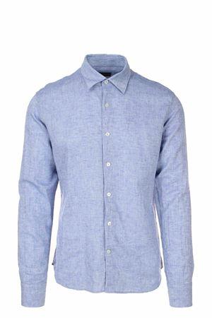 Camicia manica lunga collo lino Peuterey | -880150793 | VOCHYSIACOLI287
