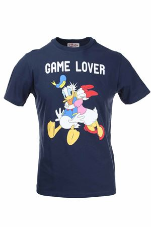 T-shirt mezza manica Game Lover Saint Barth MC2 | 34 | TSHM001DNGA61