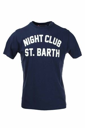 T-shirt Night Club ST. Barth Saint Barth MC2 | 34 | TSHM001NISB61