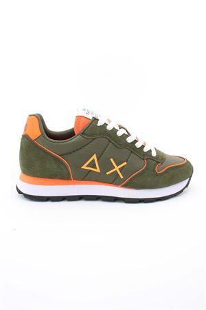 Scarpe sneakers Tom nylon fluo SUN68 | 38 | Z3110219