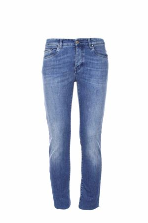 Pantalone 5 tasche denim stretch Teleriazed | 146780591 | COBRAEMAL643