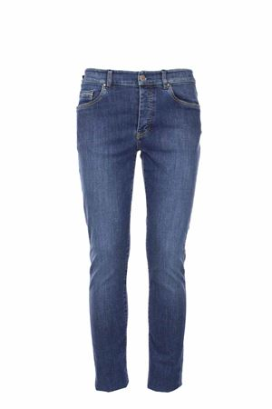 Pantalone 5 tasche denim stretch Teleriazed | 146780591 | COBRATAIDZ201
