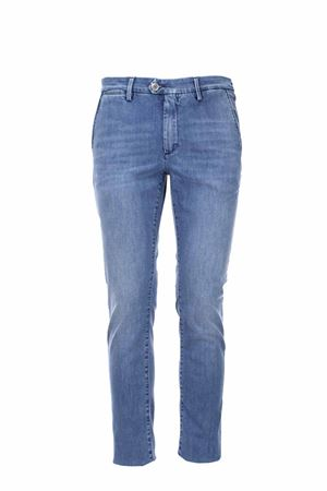 Pantalone denim ventre piatto Teleriazed | 146780591 | ROBINEHCF740