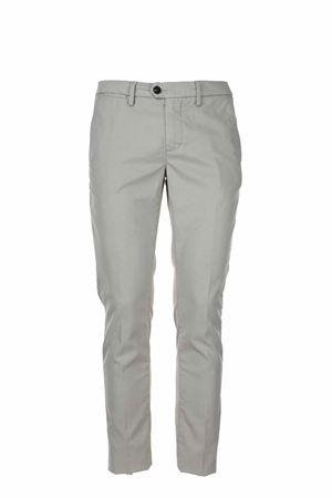 Pantalone cotone microfantasia tasche america Teleriazed | 146780591 | ROBINUWE750