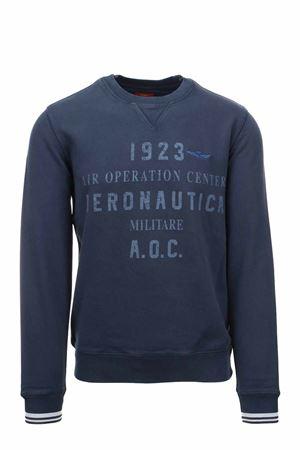 Air Operation Center Crew Neck Sweatshirt Aeronautica Militare | 22 | FE1575-08312