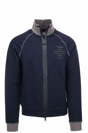 Zip cardigan sweatshirt Aeronautica Militare | 22 | FE1635-08312