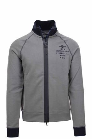 Zip cardigan sweatshirt Aeronautica Militare | 22 | FE1635-34344