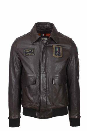 Leather jacket Aeronautica Militare | 18 | PN895-0002