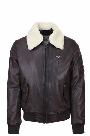 Leather jacket Aeronautica Militare | 18 | PN912-0009