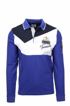 Long sleeve polo shirt Frecce Tricolori Tornado Aeronautica Militare | 19 | PO1584-94141