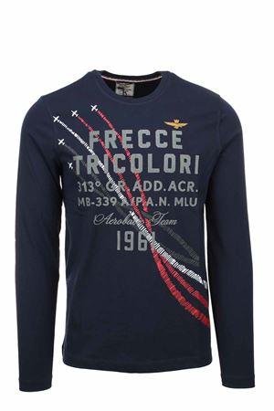 Frecce Tricolori long sleeve T-shirt Aeronautica Militare | 34 | TS1911-08312