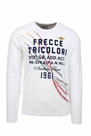 Frecce Tricolori long sleeve T-shirt Aeronautica Militare | 34 | TS1911-73062