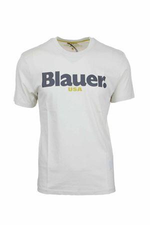Blauer institutional half-sleeve t-shirt BLAUER | 34 | BLUH02285004547120