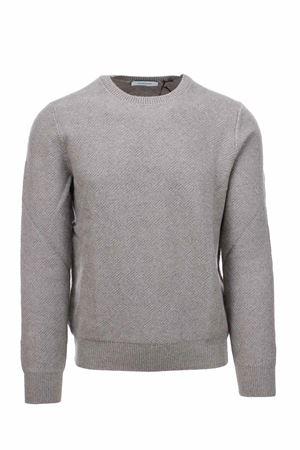 Merino wool crew-neck sweater Gran Sasso   435618598   5714714251140
