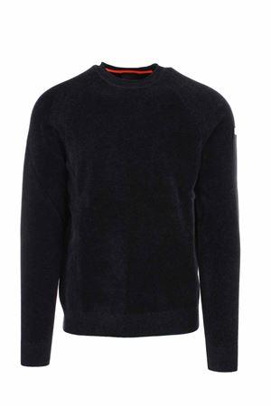 Maglia knit velvet round in ciniglia RRD | 435618598 | W21107-10