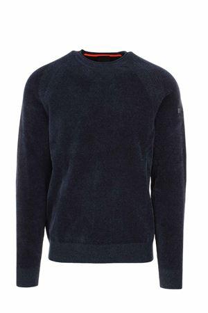 Maglia knit velvet round in ciniglia RRD | 435618598 | W21107-60