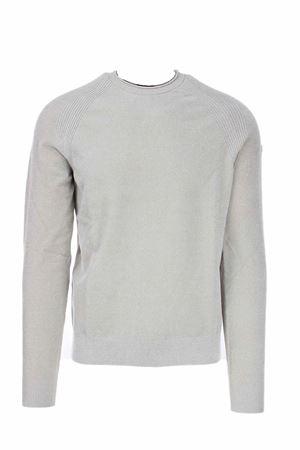 Maglia knit velvet round in ciniglia RRD | 435618598 | W21107-83