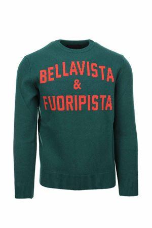 Pullover girocollo lana Bellavista & Fuoripista Saint Barth MC2 | 435618598 | HERONBLPS58