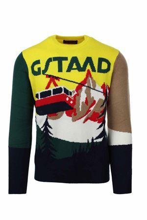Pullover girocollo lana GSTAAD Saint Barth MC2 | 435618598 | HERONGSTP51