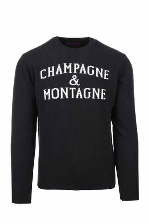 Pullover girocollo lana Champagne & Montagne Saint Barth MC2 | 435618598 | HERONMNCH00