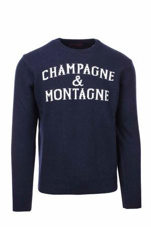 Pullover girocollo lana Champagne & Montagne Saint Barth MC2 | 435618598 | HERONMNCH61