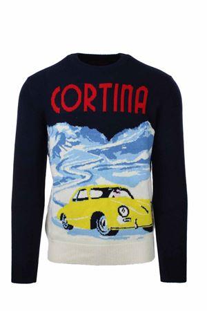 Pullover girocollo lana CORTINA Saint Barth MC2 | 435618598 | HERONMNTC61