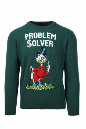 Pullover girocollo lana Problem Solver Saint Barth MC2 | 435618598 | HERONSCSL51