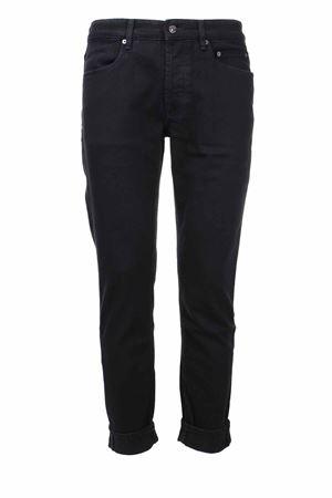 Jeans 5 tasche stretch nero Siviglia | 4 | NQ2005D0054N900