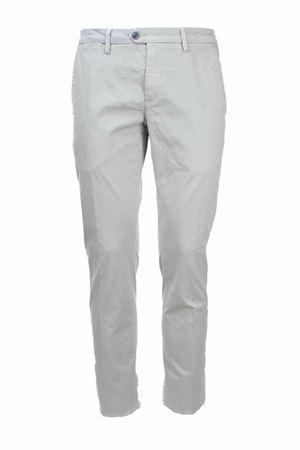 Pantalone chino in raso di cotone stretch Teleriazed | 146780591 | ROBINCV060