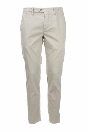 Pantalone chino in raso di cotone stretch Teleriazed | 146780591 | ROBINCV710