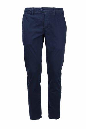Pantalone chino in raso di cotone stretch Teleriazed | 146780591 | ROBINCV870