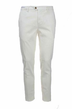 Pantalone chino cotone armaturato stretch Teleriazed | 146780591 | ROBINQPG002
