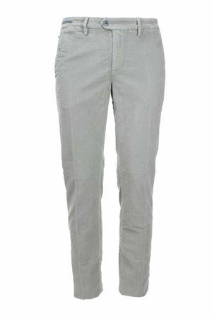 Pantalone chino velluto diagonale stretch Teleriazed | 146780591 | ROBINVKS940