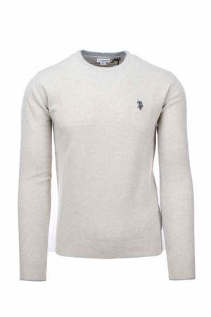 Pullover girocollo in lana US Polo Assn | 435618598 | 6092552626124