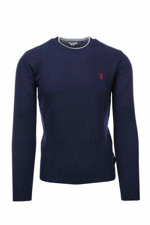 Pullover girocollo in lana US Polo Assn | 435618598 | 6092552626179
