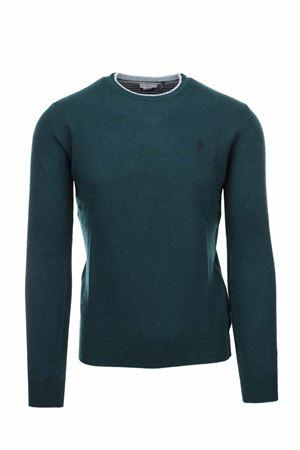 Pullover girocollo in lana US Polo Assn | 435618598 | 6092552626248