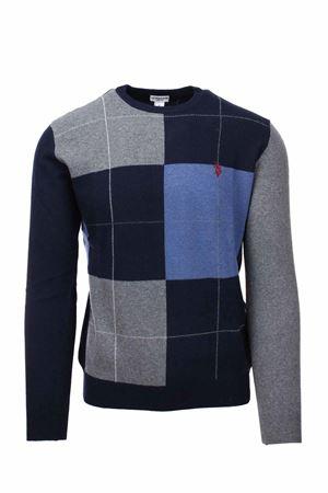 Pullover girocollo quadri multicolor US Polo Assn | 435618598 | 6092852932578