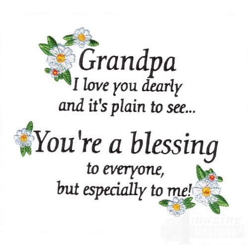 Grandpa Unique I Love My Grandpa Quotes