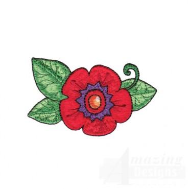 Red Fun Flower