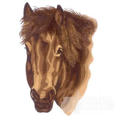 Brown Horsehead