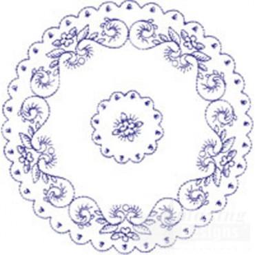 Floral Circle3
