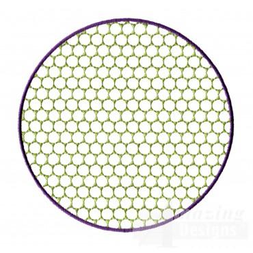 Decorative Applique 12 Embroidery Design