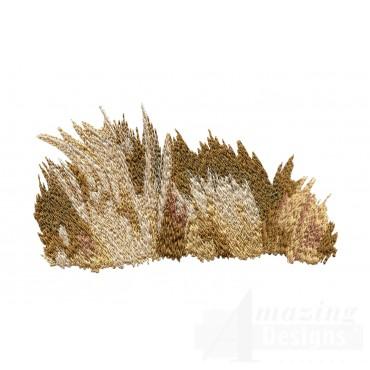 Wild Serengeti Grass Serengeti Embroidery Design