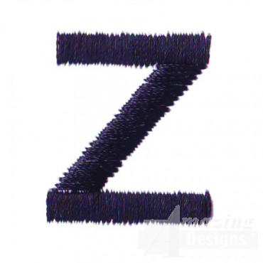 Upper Case Z